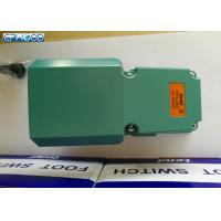 Small Tend Protective Guard Foot Switch 250V AC Compact Structure TFS-302 Model Manufactures