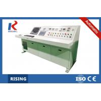 Quality Full Automatic Transformer Test Bench / Frequency Withstand Voltage Test Panel for sale