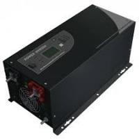 Continuous Power 4000W Heavy duty Pure Sine Wave Power Inverters 12v , 36A / 18A Manufactures