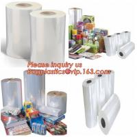 China pof plastic film cross linked pof shrink film,pof plastic film heat shrink pof packaging film,POF Package Film Str Manufactures