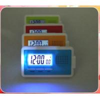 Talking Alarm clock for 2014 Brazil world cup gifts Manufactures
