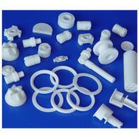 Wear-resistance White Steatite Ceramic Electric Base , Fracture Toughness 120 Mpa Manufactures