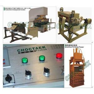 Aluminum foil tray machine CTJY-80T Manufactures