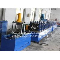 Solar Panel Roofing Sheet Roll Forming Machine 41*41 Mm Energy Efficient Manufactures