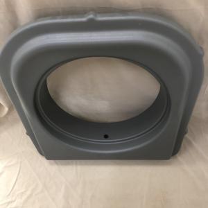 China Aluminum Molding Vacuum Forming Machine Parts Plastic With Custom Design on sale