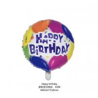 China Mylar cartoon helium foil balloons on sale