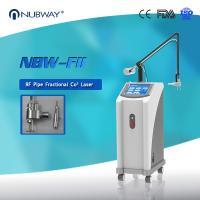 Factory Price Beauty Equipment Manufacture 40W 0.10mm RF Pipe Fractional CO2 Laser Machine Manufactures