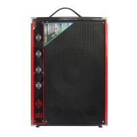 2.0 Multimedia Portable Microphone Bluetooth PA Speaker System For Party Karaoke Manufactures