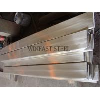 China 310S Bright Mild Steel Flat Bar Stainless Steel 1.4845 EN JIS GB Standard on sale