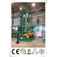 China Automatic H Beam Welding Line For Steel Construction Building , PEB Welding Machine on sale