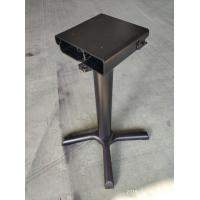 China Metal Bistro Table Base Flip Over Table legs Space saving table bases Restaurant Dining Table on sale
