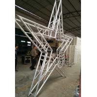 Fashion 4m Diameter Aluminum Material Star Truss Spigot Lighting Truss Systems Manufactures