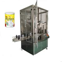 Coffee powder filler powder filling machine for Can Tin Manufactures