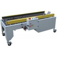 China Automatic Carton Bottom Folding And Bottom Sealing Machine For Beverage Packaging on sale