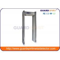 Airport Security Metal Detectors XYT2101S , Multi Zone Metal Detector