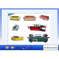 Quality Electrical Underground Cable Laying Machine 900kg Pulling Capacity for sale