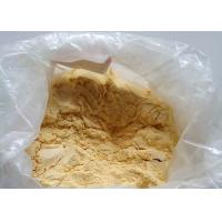 Oral Anabolic Steroids Trenbolone Steroids Trenbolone Acetate / TBA Yellow Powder Manufactures