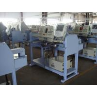 High Speed Double Heads Cap Embroidery Machine Manufactures