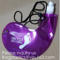 Collapsible Water Bottle Reusable Drinking Water Bottle with Clip for Biking, Hiking Travel, Gym, Sports, teams, Hiking Manufactures