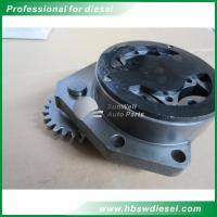Cummins ISLe Engine Oil Pump Replacement 3991123 4941464 Cast Iron Material Manufactures