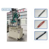 4 Cavities Mold Vertical Injection Molding Machine For Luggage Handle Replacement Kit Parts Manufactures