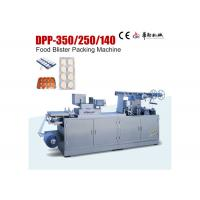 Cheese Food Packaging Machine , Blister Packaging Machines Manufactures
