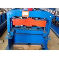 18.5KW Corrugated Floor Deck Roll Forming Machine Easy To Installation Manufactures