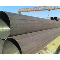 Carbon Welded ERW Steel Pipe for petroleum transport , Non-alloy Manufactures