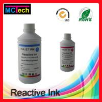 China Magiccolor best products bulk reactive dye ink for inkjet printing with Epson/roland/mimaki/mutoh on sale