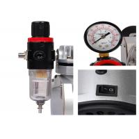 Quality Single Cylinder Piston Mini Air Compresor , Spray Paint Gun With Air Compressor for sale