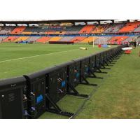 Inside Sport Arena Stadium LED Screens Perimeter Scrolling Message Boards P10 Smd 3 In 1 Manufactures
