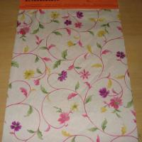 100%cotton Transfering Print Fabric Manufactures