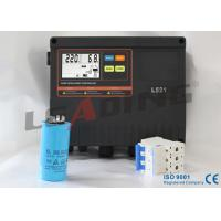 50HZ Frequency Single Phase Pump Control Panel With Empty Load Function Protection Manufactures