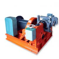 Electric Wire Rope Winch For Pulling Daggling , Low Speed 3 Ton - 8 Ton Manufactures