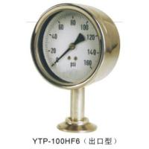 Sanitary Diaphragm Pressure Gauge Manufactures