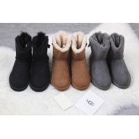 Buy cheap 【wechat cx2801f】ugg female shoes UGG 1018632 Gray wool ball spot 35-40 from wholesalers