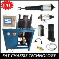 30-170 Mm Crimping Range Hydraulic Hose Crimping Machine For Air Suspension Shock Manufactures