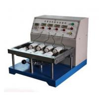 China Laboratory Bending Waterproof Test Machine Leather Shoes / Rubber / Cloth on sale