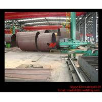 Weld Column And Boom Welding Manipulators 7 * 7m Stationary Type With Flux And Recycle Unit Manufactures