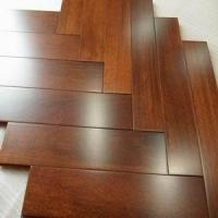 China 120x18mm Solid Wood Merbau Parquet on sale