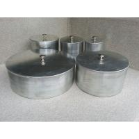China Aluminum woks for induction cooker hob element test confirms to IEC60335 on sale