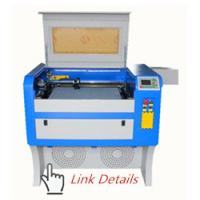 40x60 Cm Small Laser Wood Cutting Machine , Non Metal Acrylic Laser Engraving Machine Manufactures