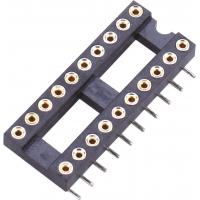 IC Socket SMT Round Pin Header H=3.0 L=7.43 Row of Pitch 15.24 Product spacing Manufactures