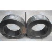 Wear Resistance Cemented Carbide Tool / Roll Rings For Ribbed Steel Bars Manufactures
