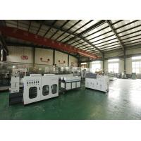 China High Performance Plastic Pipe Production Machine Water / Fan Cooling System on sale