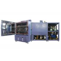 Perfect Temperature And Humidity Test Chamber With Double Sided Cold Rolled Plate Manufactures