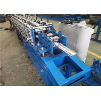 High Performance Roller Shutter Door Roll Forming Machine For Galvanized Steel Manufactures