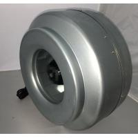 galvanised Sheet Steel Inline Circular Duct Fan For Lab Instrument Room Manufactures