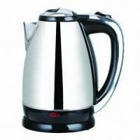 China 1.8L Stainless Steel Electric Kettle with Automatic Shut-off on sale