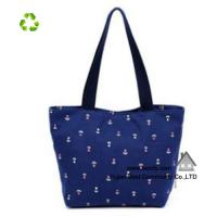 China New Design Hot Sale Fashion Custom Printed Canvas Tote Bags on sale
